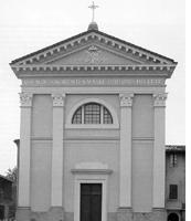 Chiesa di Santa Maria in Schiavonia - Facciata
