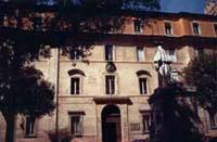 Palazzo dei Signori della Missione sede della Provincia