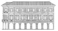 Prospetto Palazzo Talenti Framonti