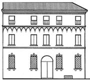 Profilo palazzo Morattini