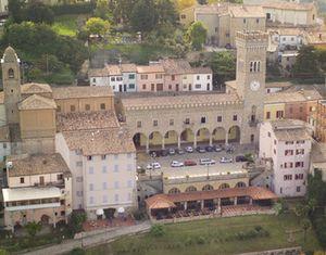 Bertinoro - Piazza della Libertà