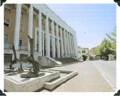 tribunale - foto di Fabio Casadei tratto da Guida a Forlì