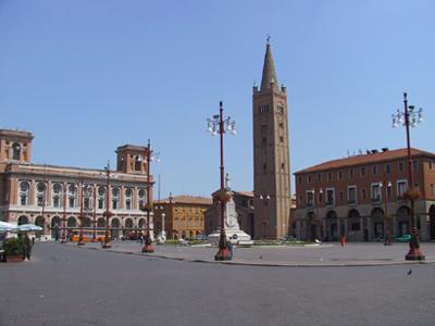 Forlì - La Piazza