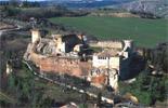 Fortezza di Castrocaro - veduta panoramica