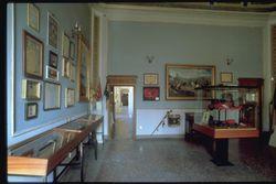 interno del museo del risorgimento forlì