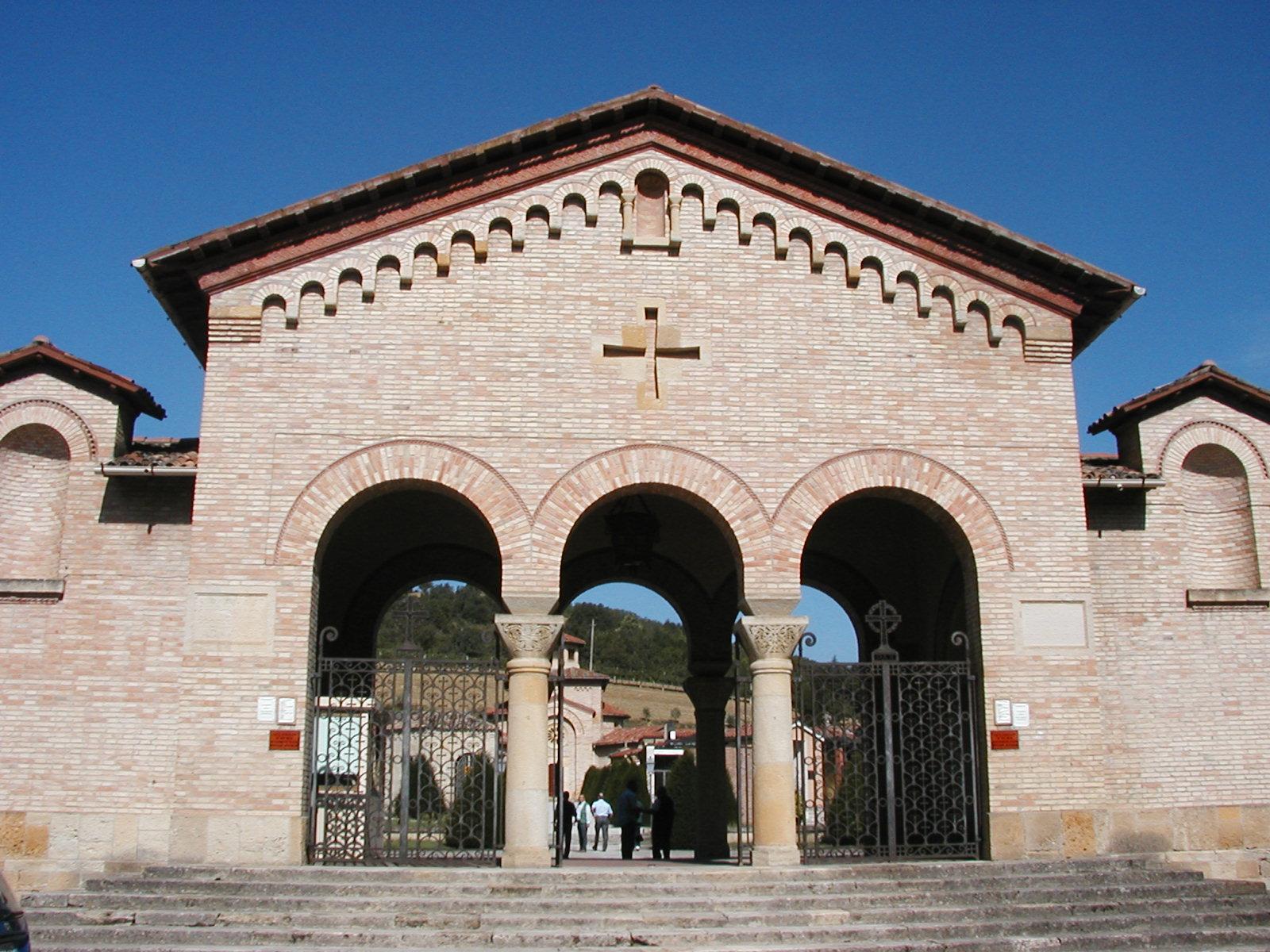 Cimitero Monumentale Predappio Fc turismo forlivese: sito ufficiale di informazione turistica