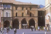 Palazzo del Podestà - facciata principale