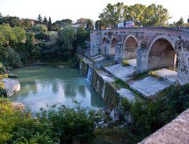 Meldola - Ponte dei Veneziani